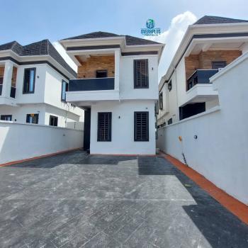 Newly Built 4 Bedroom Detached Duplex with Bq, By Chevron Tollgate, Ikota, Lekki, Lagos, Detached Duplex for Sale