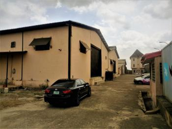 Warehouse with Office Building  of 27,600sqft, Arepo Lagos Ibadan Express Road, Berger, Arepo, Ogun, Warehouse for Rent
