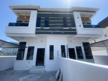 Brand New Four Bedroom Semi Detached Duplex, Chevron Alternative, Lekki, Lagos, Semi-detached Duplex for Sale