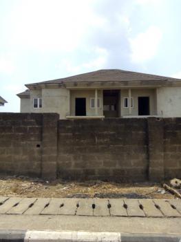 4 Bedrooms Twin Duplex with 2 Rooms Bq Each, Aerodrome Gra, Samonda, Ibadan, Oyo, Semi-detached Duplex for Sale