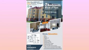 Luxury 2 Bedrooms Block of Flats, Guzape District, Abuja, Block of Flats for Sale