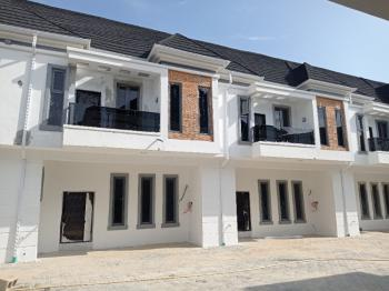 Affordable 4 Bed Terrace Duplex with Superb Finishing in a Prime Area, 2nd Toll Gate, Ikota, Lekki, Lagos, Terraced Duplex for Sale