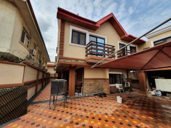 a Tastefully Built 5 Bedroom Detached Duplex and a Room Bq, Omole Phase 2, Ikeja, Lagos, Detached Duplex for Sale