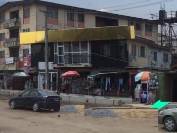 a Block of Flats on Half Plot of Land, Ifako, Gbagada, Lagos, Block of Flats for Sale