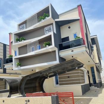 Luxury 4 Bedroom Semi Detached Duplex with a Room Bq, Lekki 2nd Toll Gate, Ikota, Lekki, Lagos, Detached Duplex for Sale