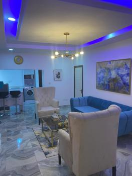 24/7 Power 1 Bedroom Apartment with 2 Toilets &  Back Door, Lekki, Lagos, Mini Flat for Rent