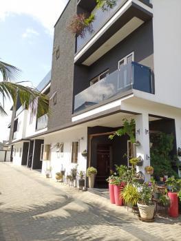 Excellent 4 Bedroom Terrace Duplex with a Bq, Ikate, Lekki, Lagos, Terraced Duplex for Sale