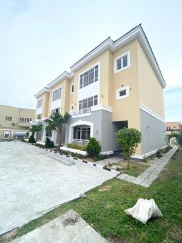 Luxury Four Bedroom Terrace House, Lekki Phase 1, Lekki, Lagos, Terraced Duplex for Rent