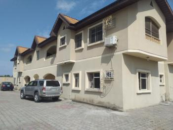 Spacious 3 Bedroom Apartment Upstairs, All Rooms Ensuite, Budo Peninsula Estate By Con Oil Before Abraham Adesayan Round About, Ajah, Lagos, Flat for Rent