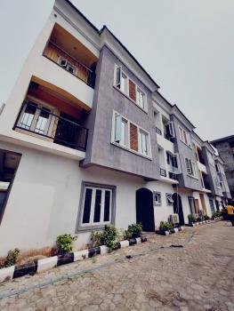 Luxury 4 Bedrooms Terraced Duplex with a Bq, Ikate, Lekki, Lagos, Terraced Duplex for Sale