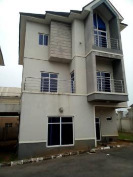 4 Bedroom Terrace Duplex with Bq, By Nizamiye Hospital, Karmo, Abuja, Terraced Duplex for Rent