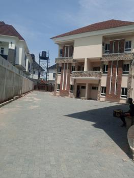 Newly Built 4 Bedroom Terrace with Bq, Chevy View Estate, Lekki, Lagos, Terraced Duplex for Rent