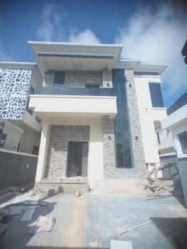 Newly Built 4bedroom Duplex with 1room Bq in a Serene Environment, Road 1, Westend Estate Ikota, Ikota, Lekki, Lagos, Detached Duplex for Sale