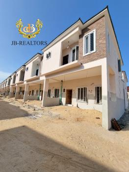 Newly Built 3 Bedrooms Terrace + Family Lounge + 24 Hours Serviced, Orchid, Lekki, Lagos, Terraced Duplex for Sale