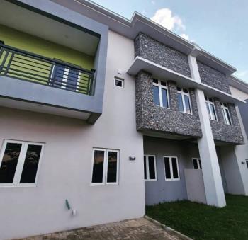 Brand New Exquisite 4 Bedroom Duplex & Bq, By Nizamiya Hospital, Idu Industrial, Abuja, Semi-detached Duplex for Sale