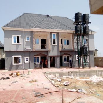 New 2 Bedroom All Rooms Ensuits., Hotel Bus Stop Bucknor., Isolo, Lagos, Flat for Rent