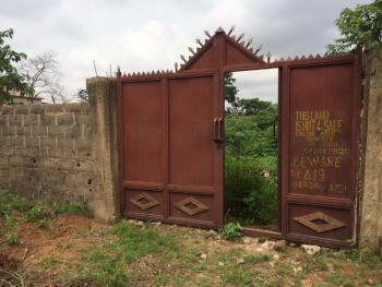 Land with Fence and Gate and C of O, Independence Layout Phase 2, Enugu, Enugu, Residential Land for Sale