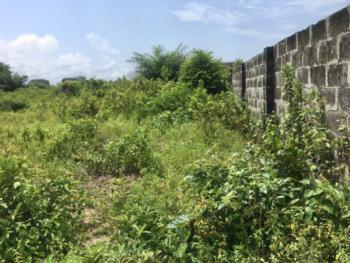 Fenced Land, Behind Wealthlands Green Estate, Oribanwa, Ibeju Lekki, Lagos, Land for Sale