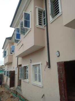 Newly Built 2 Bedroom Flat with Excellent Facilities, Obawole, Ifako-ijaiye, Lagos, Flat / Apartment for Rent