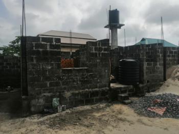 3 Units of an Uncompleted Mini Flat, Alimi Street, Behind Pretz Filling Station, Baba Adisa, Ibeju Lekki, Lagos, Mini Flat for Sale