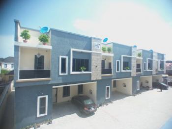 Newly Built 4 Bedrooms Terraced Duplex in a Serene Environment, Cluster One, Ikota Villa Estate, Ikota, Lekki, Lagos, Terraced Duplex for Sale