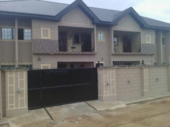 Block of 4 Flats, Orugworun Road, Warri, Delta, Block of Flats for Sale