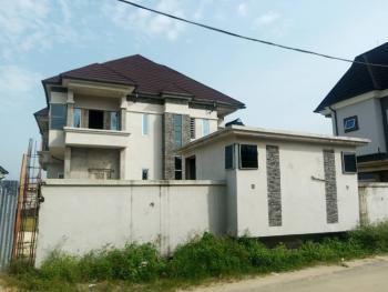 90% Completed 4 Bedrooms Duplex, Okuokoko, Warri, Delta, Detached Duplex for Sale