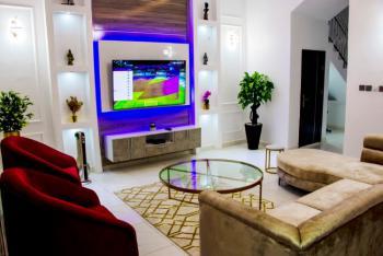 Lush 4 Bedroom Apartment with, Ikate, Lekki, Lagos, Terraced Duplex Short Let