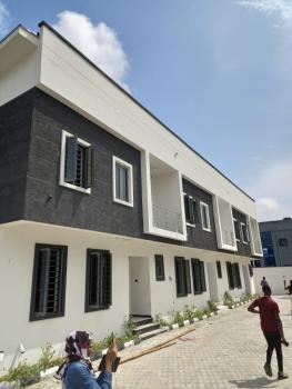 Luxury 4 Bedroom Terrace Duplex with Swimming Pool and Bq, Crown Terraces, Sangotedo, Ajah, Lagos, Terraced Duplex for Sale