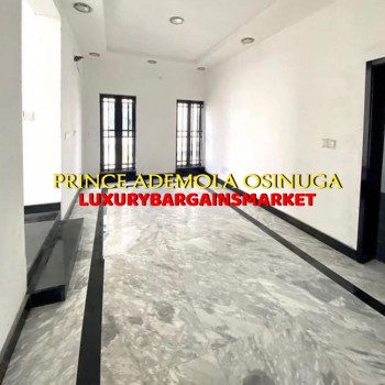Fresh / Newly Built 5 Bedroom Fully Detached House + Elevator+pool, Old Ikoyi, Ikoyi, Lagos, Detached Duplex for Sale