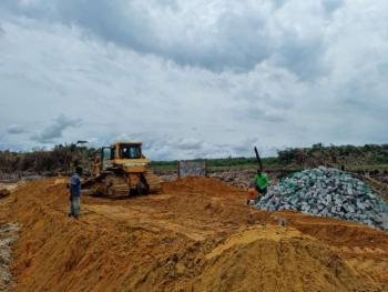 100% Dry Land for Buy & Build, Hosanna Garden Estate, Beside Amen Estate Eleko Ibeju-lekki, Eleko, Ibeju Lekki, Lagos, Residential Land for Sale