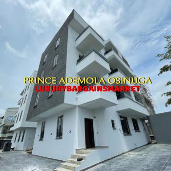 Fresh / Newly Built 5 Bedroom Maisonette + Pool + Gym Etc, Banana Island Estate, Banana Island, Ikoyi, Lagos, Terraced Duplex for Sale