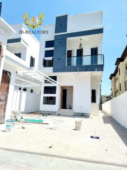 Newly Built 5bedroom Contemporary Fully Detached House + Fitted Kitche, Osapa, Lekki, Lagos, Detached Duplex for Sale