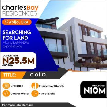 Affordable C of O Land, Charles Residences, Eko Akete, Abijo, Lekki, Lagos, Residential Land for Sale