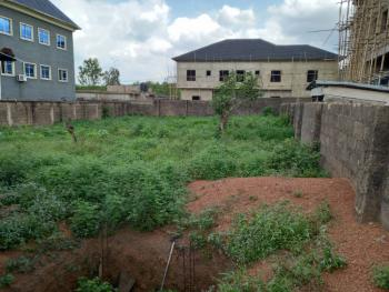 700sqm Fenced and Gated Land, By Dominion City, New Haven Extension, Enugu, Enugu, Residential Land for Sale