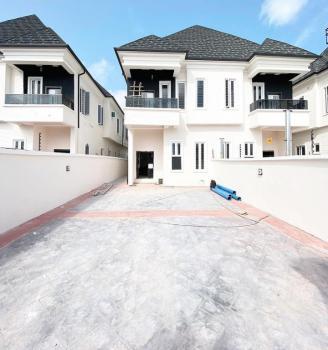Lovely Built 4 Bedroom Semi Detached Duplex, 2nd Toll Gate, Lekki Lagos., Lekki, Lagos, Semi-detached Duplex for Sale