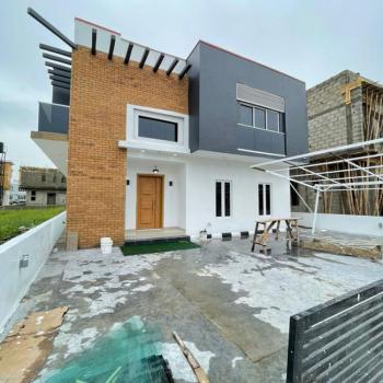 Super Gorgeous 5 Bed Contemporary Duplex, 2nd Toll Gate, Lekki, Lekki, Lagos, Detached Duplex for Sale