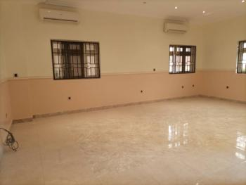Tastefully Finished 4-bedroom Terraced with a Room Bq, Utako, Abuja, Terraced Duplex for Rent