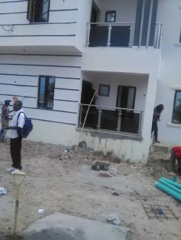Specious 4 Bedroom Semi Detached Duplex with a Bq at Tatiana Court, Tatiana Court Inside Ikota Villa Estate Lekki Lagos, Ikota, Lekki, Lagos, Semi-detached Duplex for Sale
