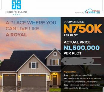 Dry Table Land, After Redemption Camp, Mowe Ofada, Ogun, Residential Land for Sale