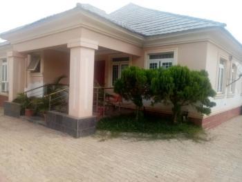 4 Bedroom Detached Bungalow with a Bq at Citec Estate, Mbora (nbora), Abuja, Detached Bungalow for Sale