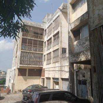 Two Wings of Multi-tenanted Building on 4-floors, Ogundana, Allen, Ikeja, Lagos, Block of Flats for Sale