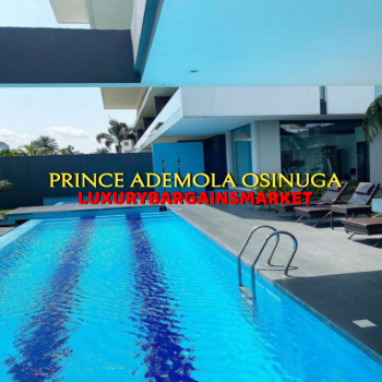 Beautiful & Practical All Ensuite 2 Bedroom Apartment +pool+gym, Old Ikoyi, Ikoyi, Lagos, Flat for Rent