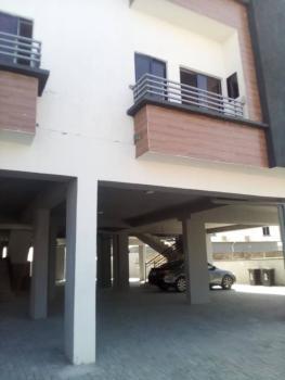 Luxurious Brand New 2 Bedroom Flat Upstairs 24hrs Light, Osapa London Lekki Lagos, Lekki, Lagos, Flat for Rent