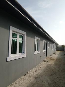 Brand New 2bedroom Flat, After Bogije, Igando Bus Stop, Igando Orudu, Ibeju Lekki, Lagos, Flat for Rent