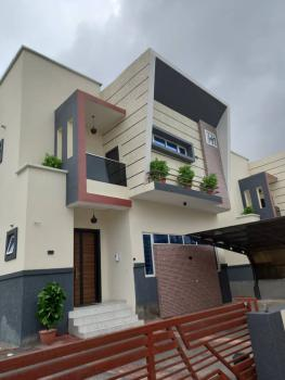 Exquisite, Smart 4bedroom Semi Detached Duplex + Bq, Tv, Refrigerator, Orchid Road, By Chevron 2nd Lekki Tollgate, Lekki, Lagos, Semi-detached Duplex for Sale