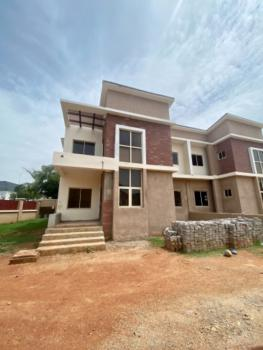 Shell Finished 4 Bedroom Terrace, Katampe Extension, Katampe, Abuja, Terraced Duplex for Sale