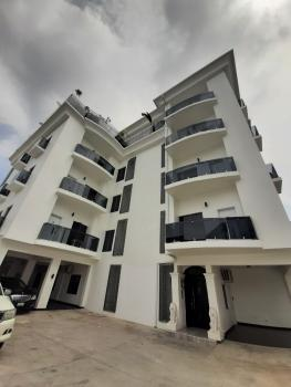 Serviced with 24hours Light 3 Bedrooms En-suite Flat with a Bq & Gym, Oniru, Victoria Island (vi), Lagos, Flat for Rent