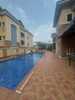 Fantastic 4 Bedroom Semi Detached Duplex with 24 Hours Electricity, Maitama District, Abuja, Semi-detached Duplex for Rent