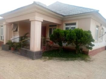 Tastefully Finished 4-bedroom Detached Bungalow with 2 Sittings, a Bq, Mbora (nbora), Abuja, Detached Bungalow for Sale